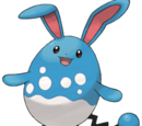 Azumarill (Pokemon Series)