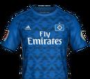 Camiseta Visitante Hamburgo SV FIFA 18