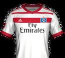 Camiseta Local Hamburgo SV FIFA 18