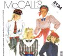 McCall's 2124 B