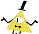 "Metal875/Bill Cipher IS High 1-C ~ ""Higher Dimensional Bill Debunked"" Debunked"