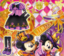 Cat Witch Halloween Coord