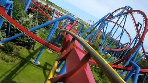 Superman - Ultimate Flight (Six Flags Great America)