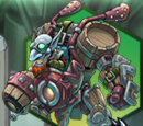 Steam Warlord