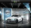 Nissan Nismo R34 GT-R Z-Tune