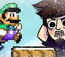 ICY PLATFORMS?! - Super Mario World RANDOMIZER! (Part 17)