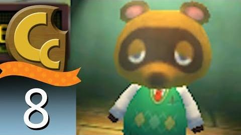 Animal Crossing: New Leaf - Welcome amiibo - Day 8: Selling Out