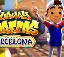 Subway Surfers World Tour: Barcelona