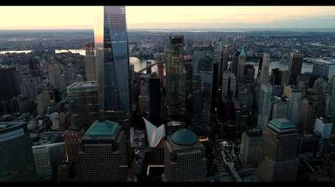 Flight Over New York Part 1 Drone 4k Chill Out Music