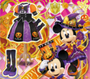 Lovely Witch Halloween Coord