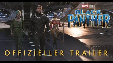 BLACK PANTHER - 2. Offizieller Trailer 2017 (deutsch german) Marvel HD