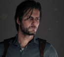 The Evil Within Characters