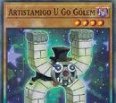 Artistamigo U Go Gólem