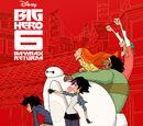 Big Hero 6: The Series/Gallery