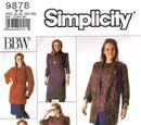Simplicity 9878 A