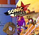 Cómics de Sonic Forces
