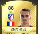 Antoine Griezmann Card FIFA 17