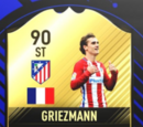Antoine Griezmann IF Card FIFA 17