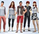 Stevens family (Gourd Roger)