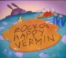 Rocko's Happy Vermin