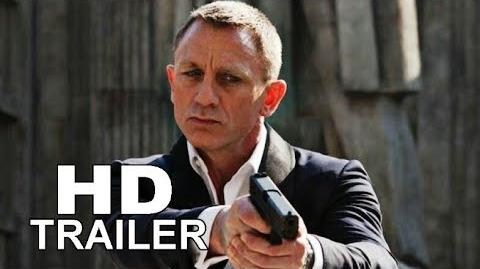 Bond 25 - Teaser Trailer (2019 Movie) New James Bond Action Movie, Daniel Craig (FanMade)