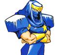 Captain Commando Characters