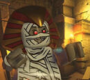 N'Kantu the Living Mummy