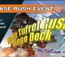 KaKashi-Corner/Main Turret Rush, Siege Deck