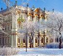 Huge Royal Winter Palace