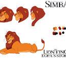 Simba (Kopa's Story Comic)
