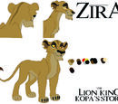 Zira (Kopa's Story Comic)