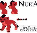 Nuka (Kopa's Story Comic)