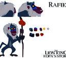 Rafiki (Kopa's Story Comic)