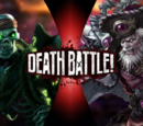 'Killer Instinct vs Soulcalibur' themed Death Battles