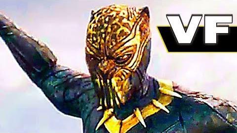 BLACK PANTHER Nouvelle Bande Annonce VF ✩ Superhéros Marvel (2018)