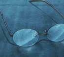 Shinpachi's Glasses (Gintama)