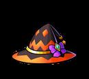 Harvest Clown Witch Hat (Gear)