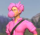 Bubblegum Scout