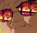 Gendo's Glasses (Neon Genesis Evangelion)