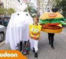 The Krabby Patty Chronicles: The Ghost of Nickelodeon