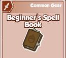 Beginner's Spell Book