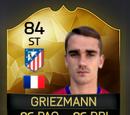 Antoine Griezmann IF Card FIFA 16