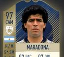 Maradona Card FIFA 18 (97)