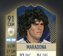 Maradona Card FIFA 18 (91)