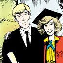 Brian Braddock (Earth-616) and Elizabeth Braddock (Earth-616) from Captain Britain Vol 2 1 0001.jpg