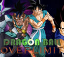 Sagas de Dragon Ball Overlimit