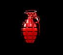 MK2 Grenade-Red