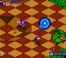 Przeciwnicy w Sonic 3D Blast