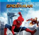 Spider-Man: Homecoming/Home Video