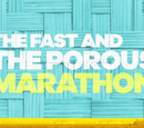 The Fast and Porous Marathon